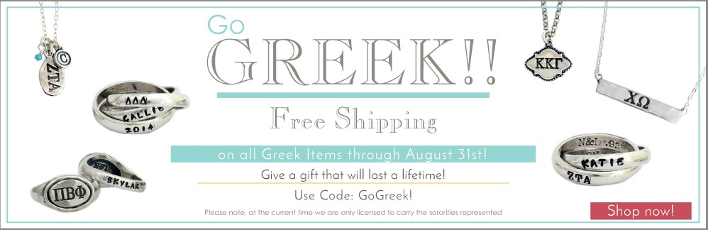 Greek jewelry on sale with free shipping