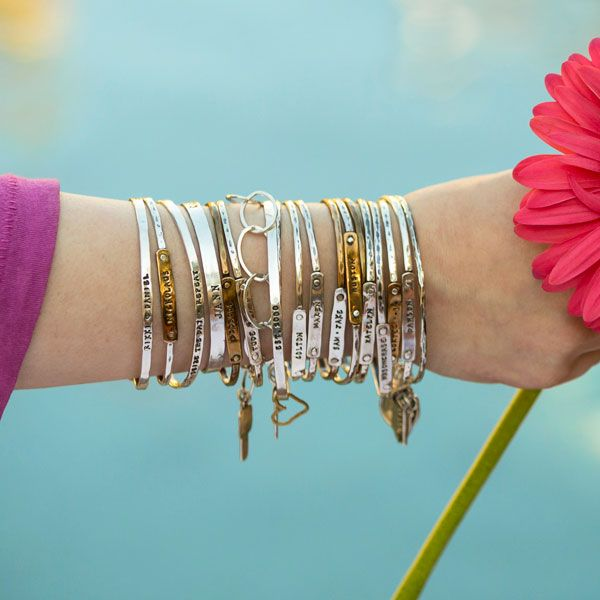 Stacking Bangle Bracelets