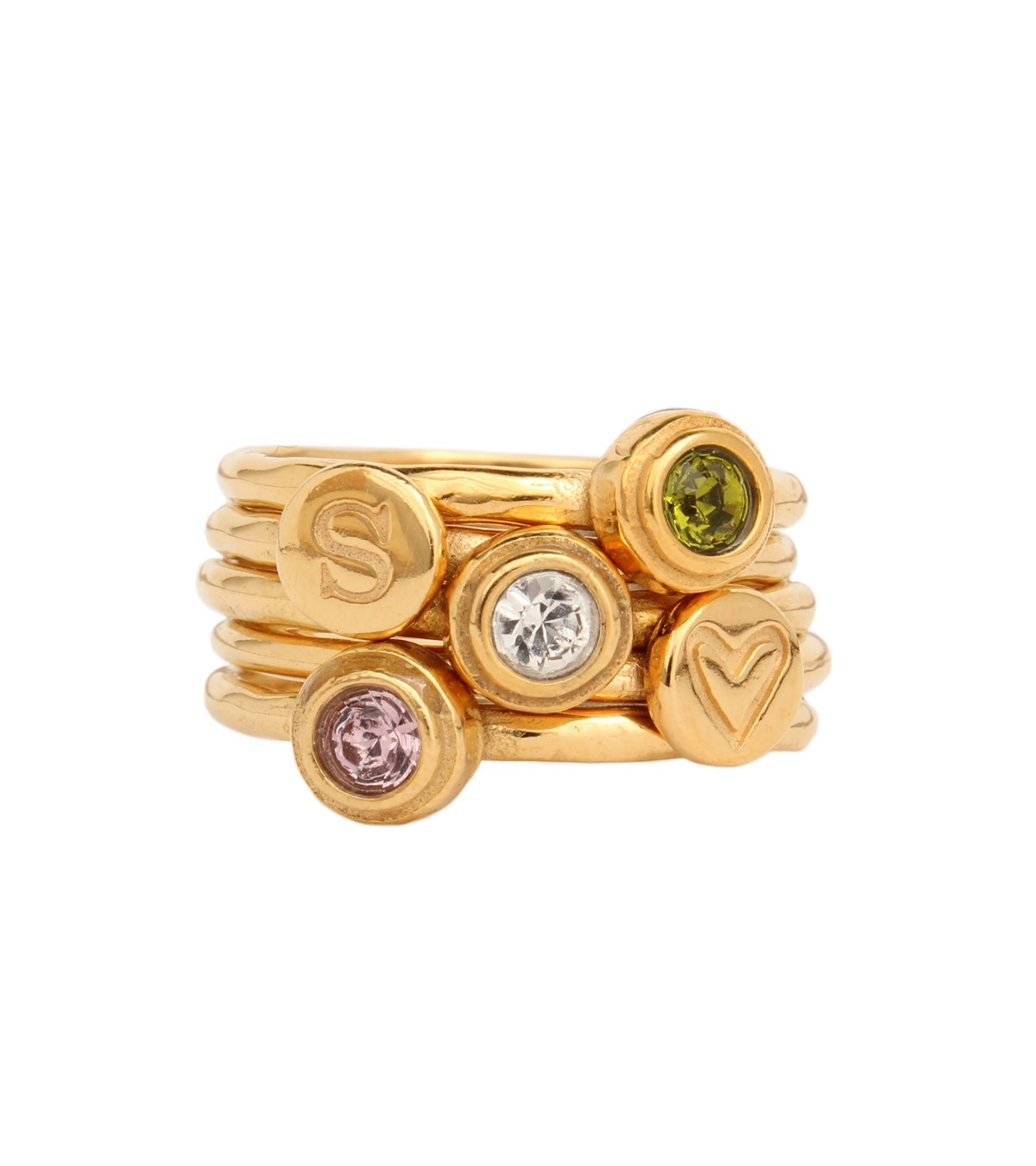 couples stackable rings you design