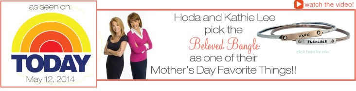 Today Show Hoda and Kathie lee favorite mothers day gifts