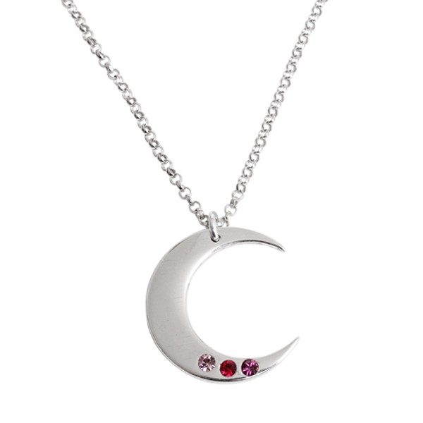 mum silver jumbo for birthstone inscriptions necklace