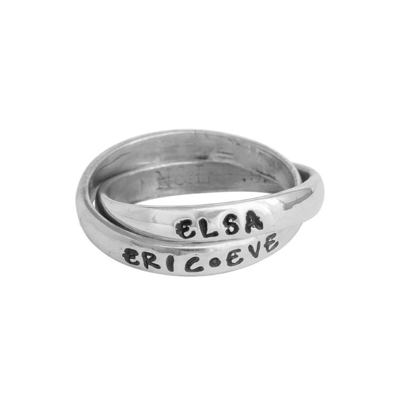 mother of three name ring