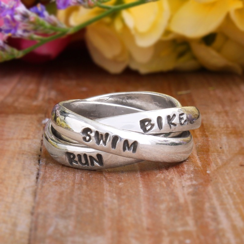 Marathon Ring Runner's jewelry