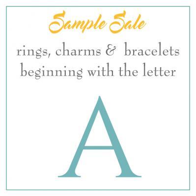 Sample Sale - A's