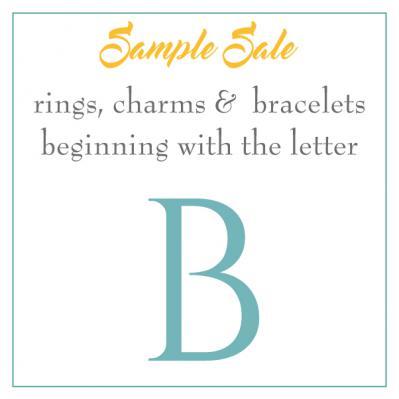 Sample Sale - B's