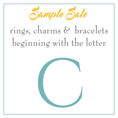 Sample Sale - C's