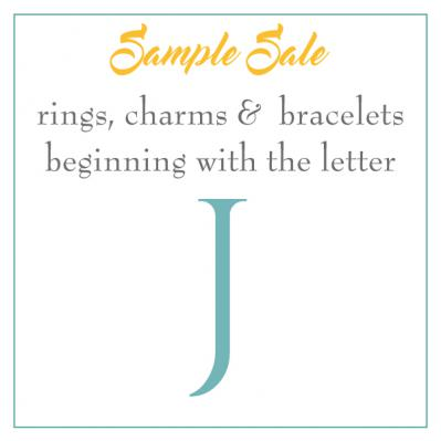 Sample Sale - J's
