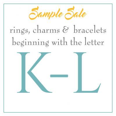 Sample Sale - K-L's