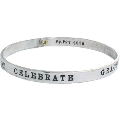 40th birthday bracelet