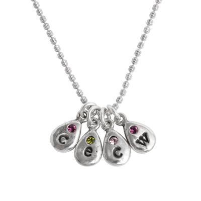 grandmothers brag necklace