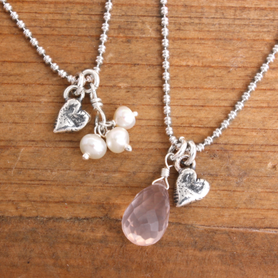 *SALE* June Birthstone Necklaces