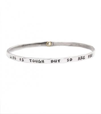 custom encouragement bracelet