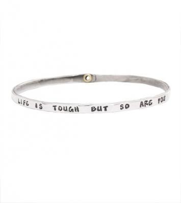 custom encouragement bracelet