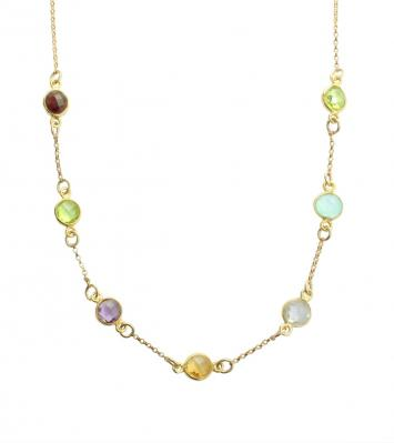 Mother's birthstone necklace Pride and Joy