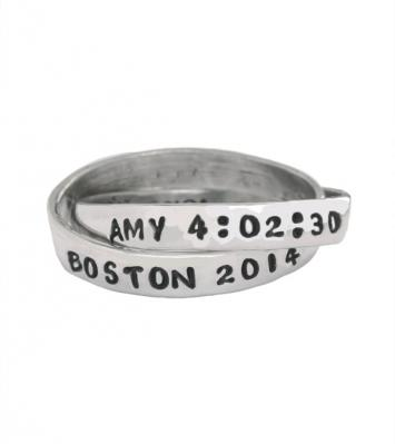 custom runners ring