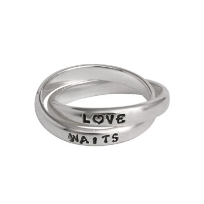 Purity Rings for girls personalized
