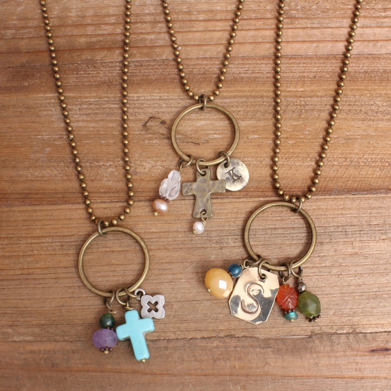 *SUMMER STEAL* Treasure Necklaces you design!