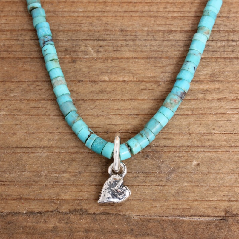*SUMMER STEAL* Turquoise Love Necklace