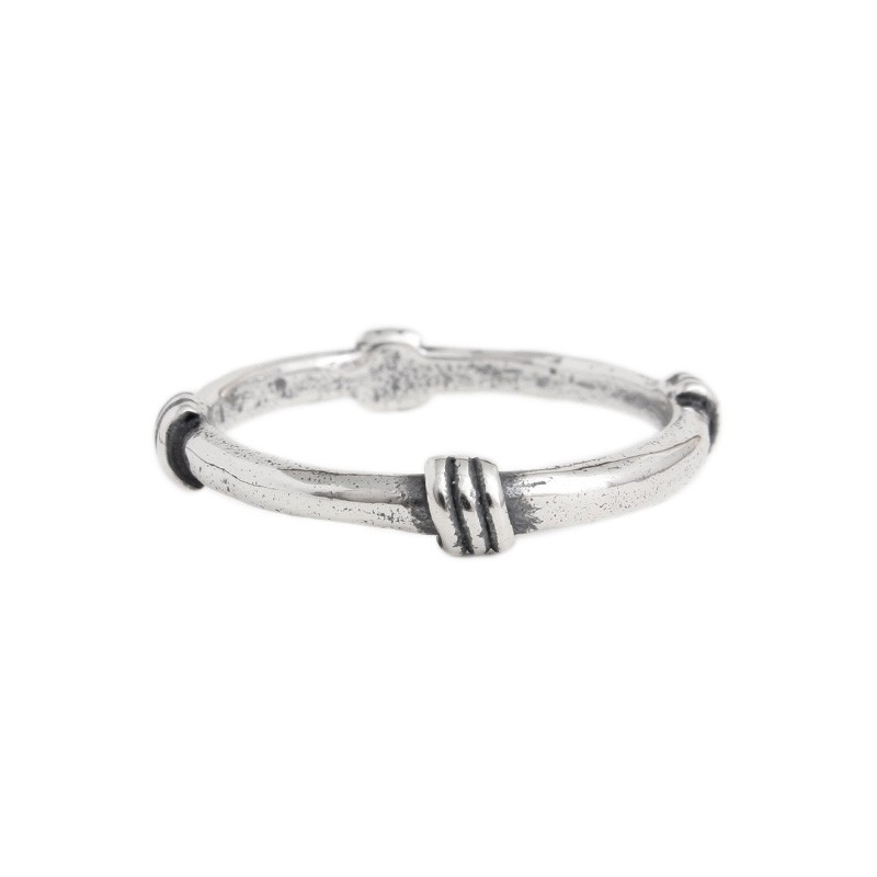 sterling silver stackable rings
