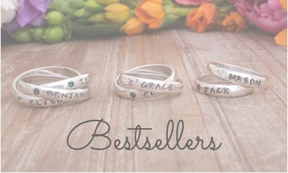 Best Selling Jewelry by Nelle and LIzzy