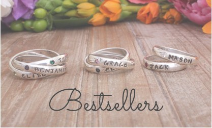 Bestselling Personalized Mothers Jewelry