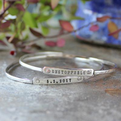 encouragement bracelets