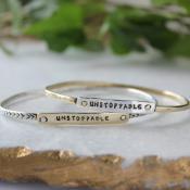 unstoppable bracelets