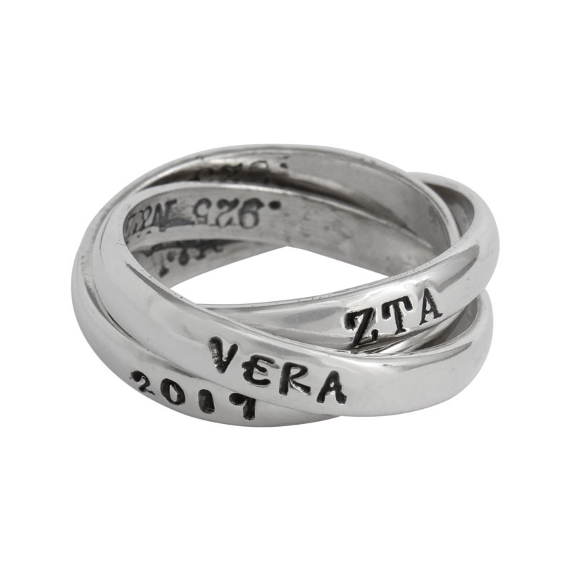 zeta tau alpha sorority ring