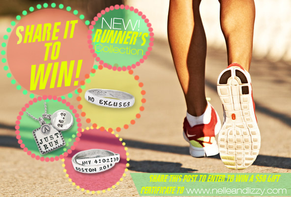 runners share it contest