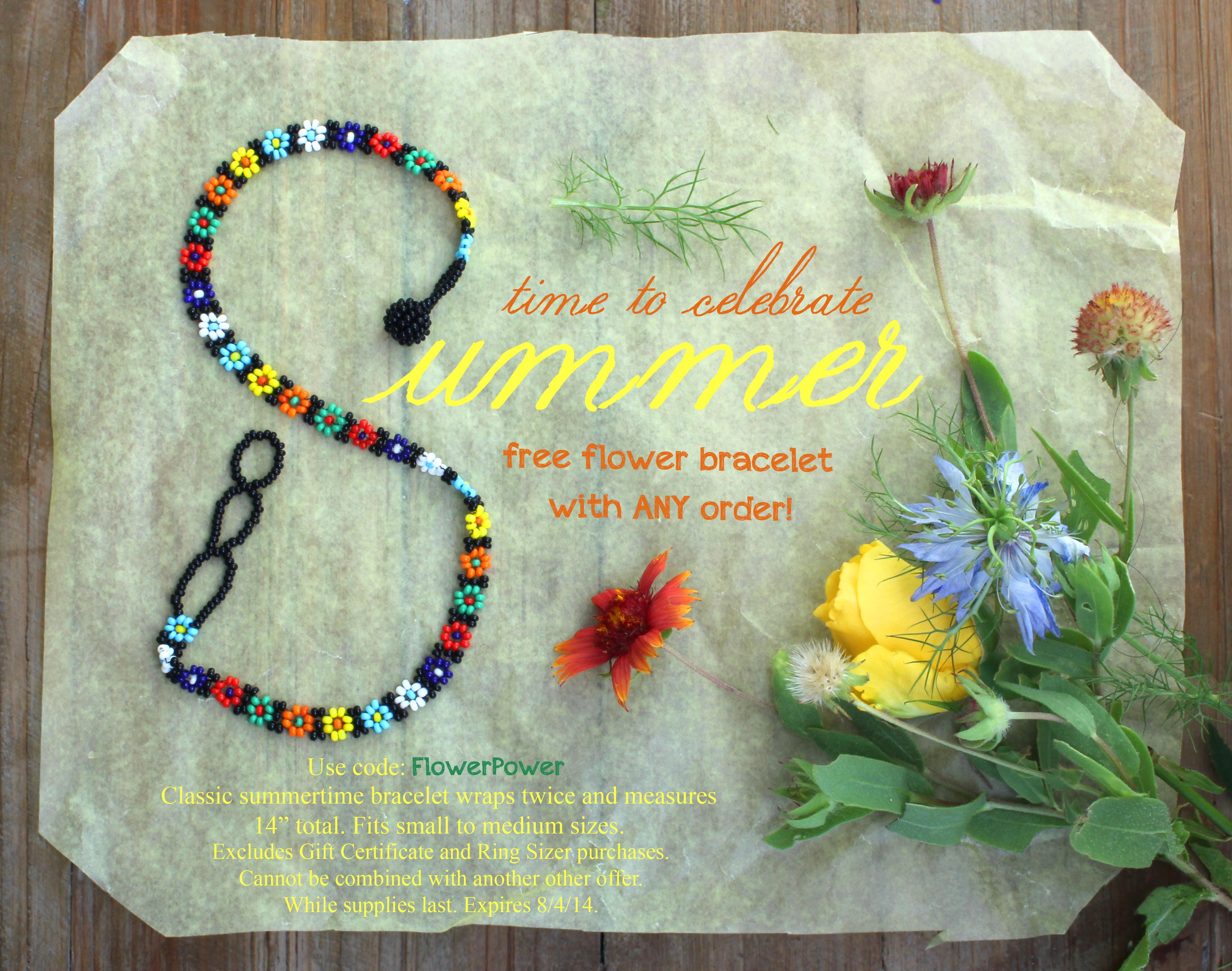 free summer bracelet - Final Final - Copy