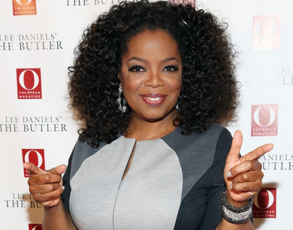 Oprah Winfrey, billionaire